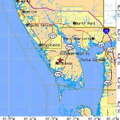 map of rotonda florida rotonda west florida fl population data races