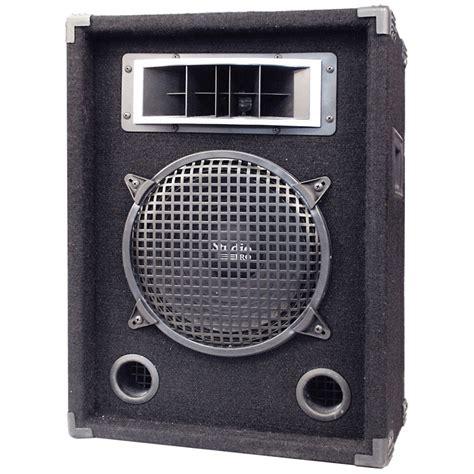 Speaker Gmc 300 Watt pyramid pmbh1039 300 watt 2 way 10 speaker system cabinet