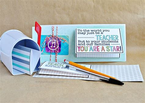 card ideas for teachers 201 best gift ideas images on