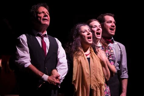 eve polycarpou actress photo flash first look at jacques brel is alive and well