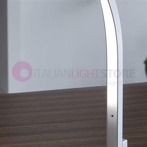 illuminazione moderna scia lada da tavolo led moderno 2127l braga illuminazione