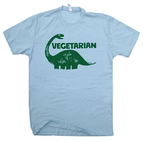 T Shirts Vegetarian T Shirts Vegan Shirts Dinosaur Shirts