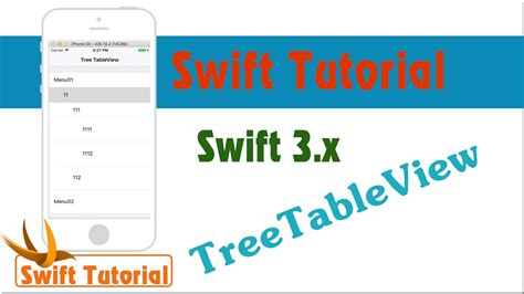 expandable tableview swift swift tutorial tree tableview expand cell uitableview