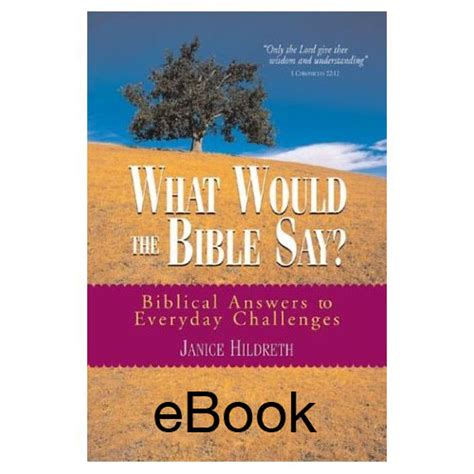 what would say books the pastor s 187 what would the bible say ebook