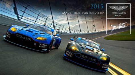 trg aston martin racing trg aston martin racing 2015 corporate sales marketing