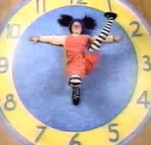 big comfy couch clock loonette the clown on tumblr