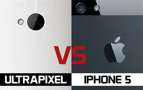 Hello Does 5 Megapixels Now by Ultrapixel Vs Megapixel Htc One Iphone 5 Shoot