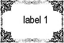Quilt Label Templates by Quilt Labels
