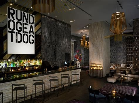 Living Room Bar Miami by Miami And Style The W South Capelux