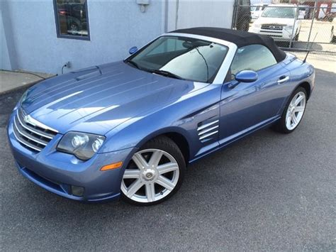 2008 chrysler crossfire for sale used cars on buysellsearch