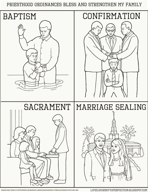 lds coloring pages blessings lds primary sharing time june 2014 week 1 priesthood