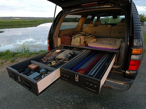 survival truck gear truck vault weapon gear storage lockers weapons and