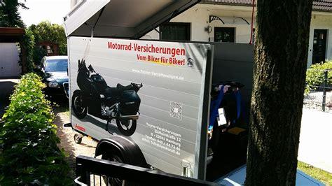 Motorrad Anh Nger Ausleihen by Motorrad Anh 228 Nger Tourer Versicherungen