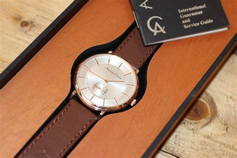 Jam Tangan Tetonis Leather Original jam tangan alexandre christie leather 8493 delta jam tangan