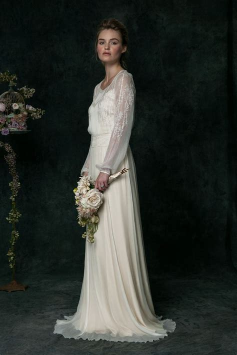 1000 images about long sleeved wedding dresses on