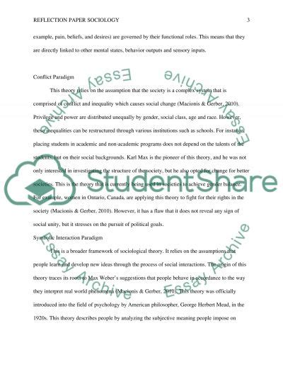 Sociology Research Paper Topics by Sociology Essay Topics