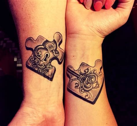 40 creative couple tattoo designs to show your real love