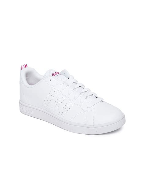 Adidas Neo Advantage Clean Vs Navy Original adidas neo comfort footbed white trainers outlet