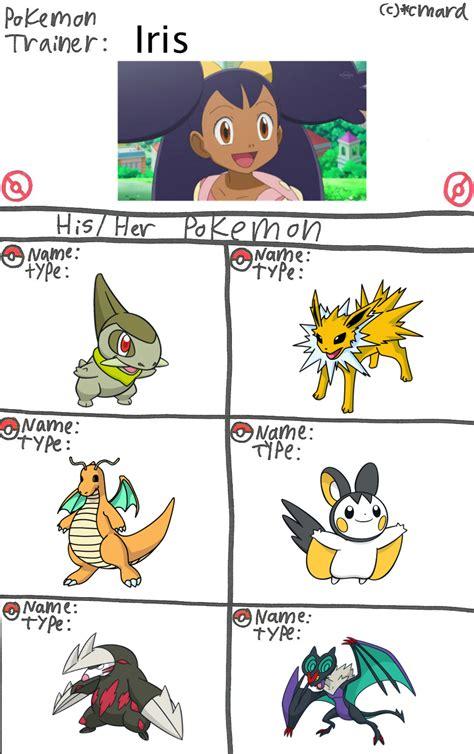 Pokeman Meme - iris pokemon meme images pokemon images