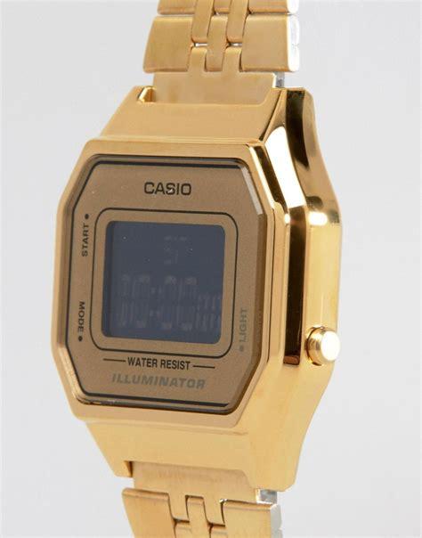 casio oro piccolo casio casio la680wega orologio piccolo digitale