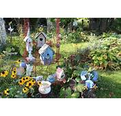 Funny And Cool Kids Garden Decoration Ideas  Interior