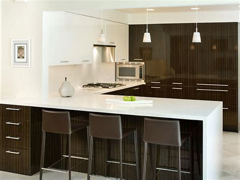 contemporary style kitchen cabinets 20 modern and contemporary kitchens modernistic design