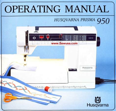 Viking 950 Prisma Instruction Manual