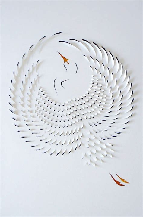 Paper Artists - the cut paper of rodden colossal