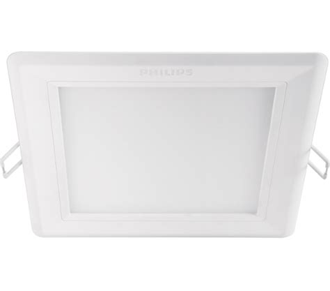 Philips 59722 Esscus 5w 40k Led Downlight Spot Cool White recessed spot light 5951431i4 philips