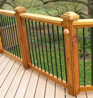 Metal Deck Balusters 25 Best Ideas About Metal Deck Railing On