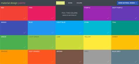2017 blog theme color palette 10 hottest web design trends you gotta know for 2017