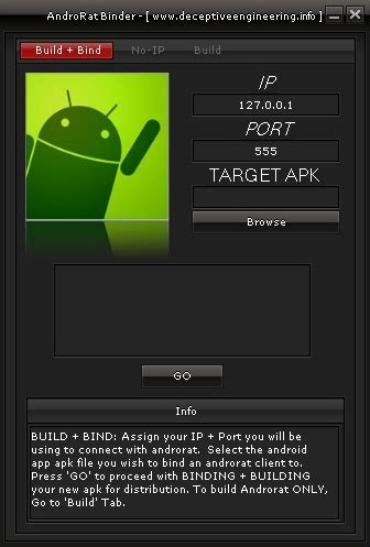 androrat binder apk androidrat apk binder free