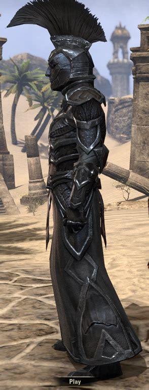 elder scrolls  ordinator night raid armor eso fashion