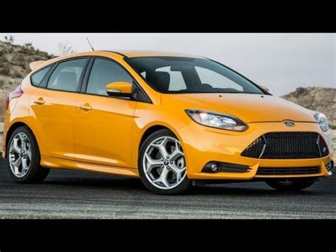 2013 Ford Focus St 0 60 by 2013 Ford Focus St Review External 0 60 Mph