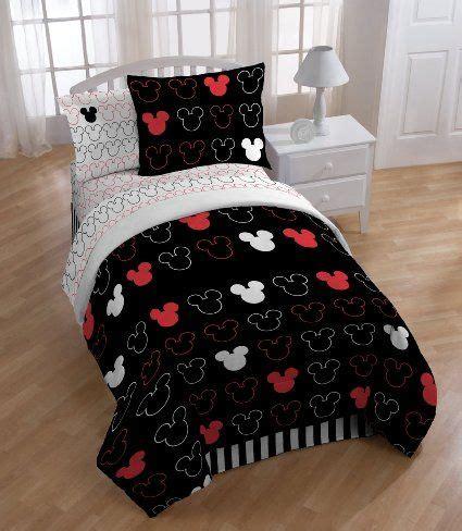 walmart black friday comforter set com disney mickey love comforter with sham set