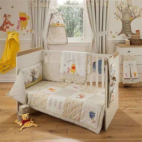 Winnie The Pooh Nursery Furniture Set Winnie The Pooh Nursery Decor Uk Thenurseries