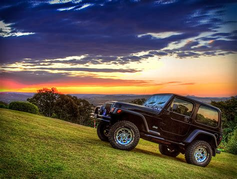 Hill Jeep Car Photography Guide Photography Mad