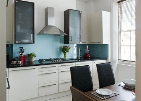 Coastal Designer Kitchens - panel de cocina 50 ideas para la pared de la cocina