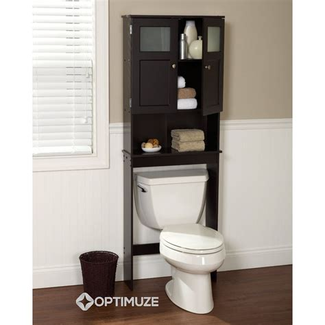 bathroom organizer over toilet wood bathroom space saver cabinet furniture over toilet
