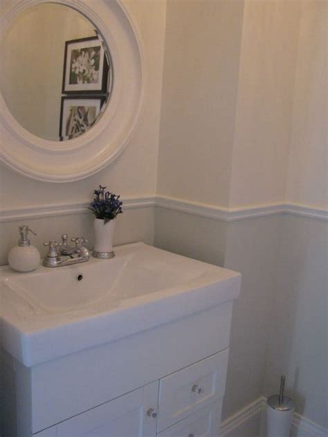 bathroom chair rail ideas bathroom chair rail houzz