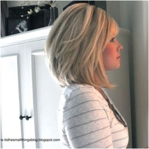 hairstyles bob thick hair 10 classic medium length bob hairstyles popular haircuts
