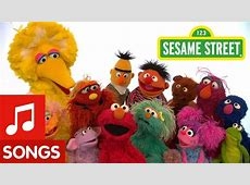 Sesame Street: Sing the Alphabet Song! - YouTube Sesame Street Monster Hits