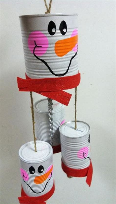 25 cool snowman crafts for christmas hative