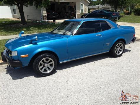 manual repair autos 1976 toyota celica electronic toll collection 1976 toyota celica for sale autos post