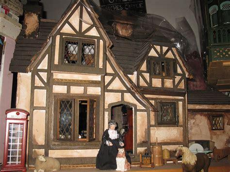 New England Style Homes Interiors dollhouses 2 briar rose an english tudor cottage dream