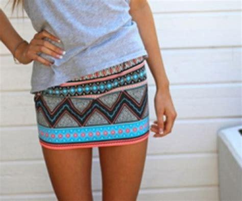 tribal pattern skirt skirt aztec aztec skirt tribal pattern tribal skirt