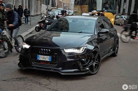Audi Rs6 R Abt by Audi Abt Rs6 R Avant C7 29 Giugno 2017 Autogespot