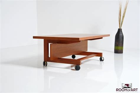 In Table Hans Wegner Tv Table In Teak Room Of