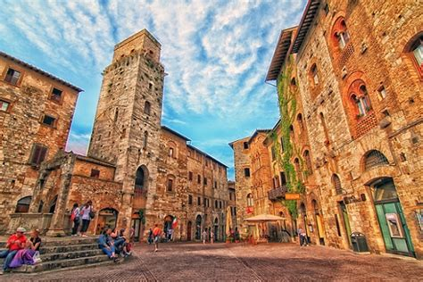 the story of siena and san gimignano classic reprint books top 15 italy tourist places to visit styles at