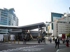 Vauxhall Underground Vauxhall Underground Station Bondway 169 Robin Sones Cc